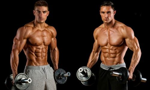 Ryan Terry and Kirk Miller
