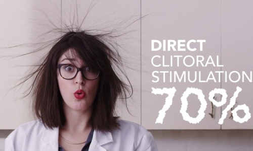direct clitoral stimulation